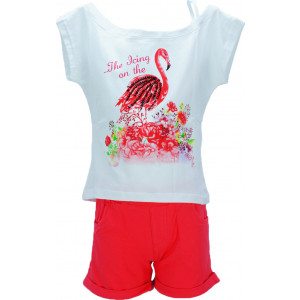 Μπλούζα Και Σορτς Παιδικό (#291.027.011+44#)