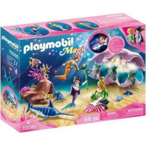 Playmobil Φωτιζόμενο Κοχύλι Μαργαριταριών (70095)