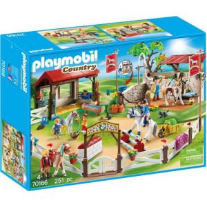 Playmobil Όμιλος Ιππασίας 70166 Κωδ. 787.342.008