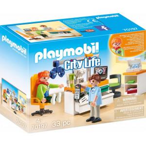 Playmobil Οφθαλμιατρείο (70197)