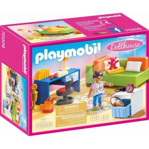 Playmobil Dollhouse, Εφηβικό δωμάτιο 70209.narlis.gr