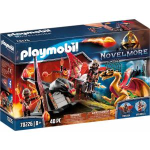 Playmobil Ιππότες Του Μπέρναμ Με Δράκο 70226 #787.342.351, narlis.gr