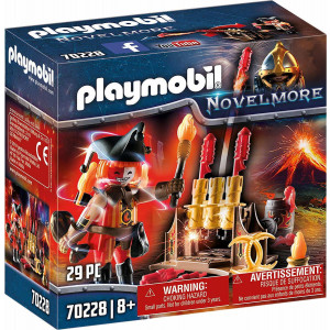 Playmobil Τεχνικός Πυροτεχνημάτων Tου Μπέρναμ 70228