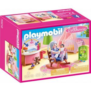 Playmobil Dollhouse, Δωμάτιο Μωρού 70210, narlis.gr