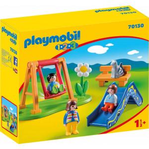 Playmobil Παιδική Χαρά 70130 #787.342.335, narlis.gr