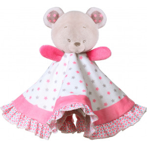 BabyOno Πανάκι Παρηγοριάς Suzie Η Αρκουδίτσα (BN1235)