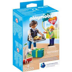 Playmobil Νονός 70333