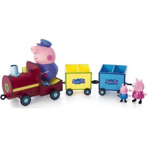 Peppa Pig Το Τρένο Του Παππού Γουρουνάκη (GPH20258)