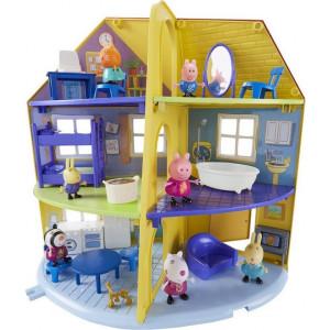 Peppa Pig Σπίτι Με Δωμάτια Της Πέππα (PPC22000)