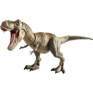 Jurassic World T-Rex Με Κινούμενη Ουρά & Κεφάλι (GCT91)