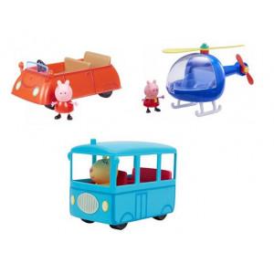 Peppa Pig Οχηματάκια (Διάφορα Σχέδια) (PPC15702)