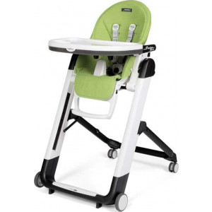 Peg Perego Καρεκλάκι Φαγητού Siesta Follow Me Wonder Green 4091WD24, narlis.gr