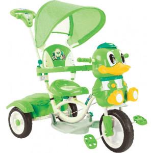 Just Baby Τρίκυκλο Ποδηλατάκι Green JB-2370, narlis.gr