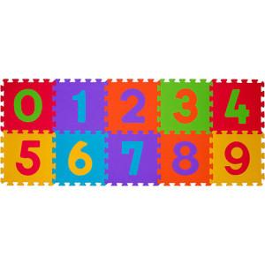 Babyono Αφρώδες Παζλ Δαπέδου Αριθμοί 10τμχ (BN274/01)
