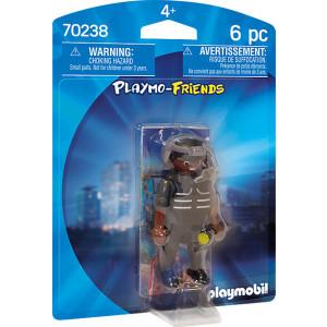 Playmobil Αρχηγός Ομάδας Ειδικών Αποστολών 70238 narlis.gr