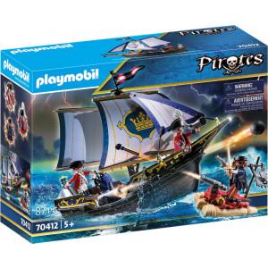 Playmobil Πλοιάριο λιμενοφυλάκων 70412, narlis.gr