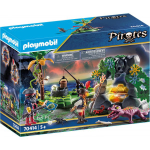 Playmobil Κρησφύγετο Πειρατών 70414, narlis.gr