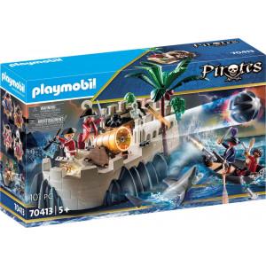 Playmobil Μικρό οχυρό λιμενοφυλάκων 70413, narlis.gr