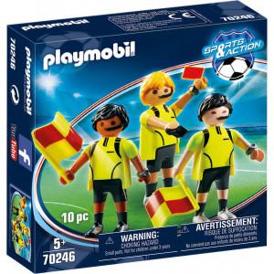 Playmobil, Διαιτητής και δύο επόπτες 9824, narlis.gr