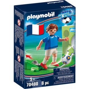 Playmobil Ποδοσφαιριστής Εθνικής Γαλλίας Α (70480) Α
