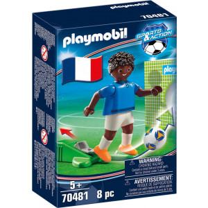 Playmobil Ποδοσφαιριστής Εθνικής Γαλλίας B 70481, narlis.gr