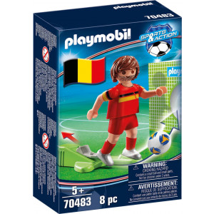 Ποδοσφαιριστής Εθνικής Βελγίου Κωδικός Προϊόντος: 70483