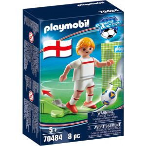 Playmobil Ποδοσφαιριστής Εθνικής Αγγλίας (70484) Α