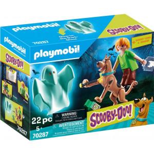 Playmobil Ο Σκούμπι & Ο Σάγκι Με Ένα Φάντασμα (70287)