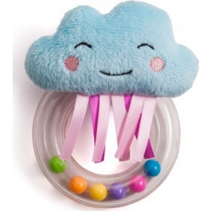Taf Toys Κουδουνίστρα Cheerful Cloud Rattle (T-12075)