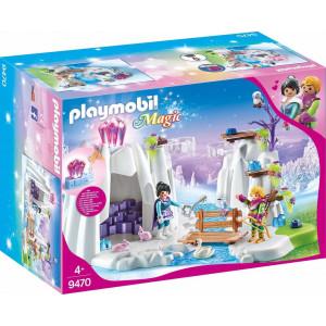 Playmobil Κρυψώνα Του Κρυστάλλινου Διαμαντιού 9470 Α