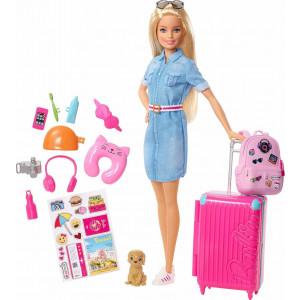 Barbie Έτοιμη Για Ταξίδι (FWV25)