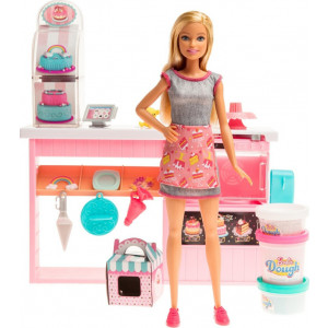 Barbie Ζαχαροπλαστείο (GFP59)