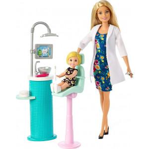 Barbie Οδοντίατρος (FXP16)