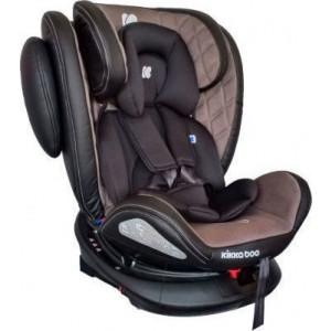 Κάθισμα Αυτοκινήτου Kikka boo Stark 360° Isofix 0-36kg Brown
