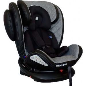 Κάθισμα Αυτοκινήτου Kikka boo Stark 360° Isofix 0-36kg Grey