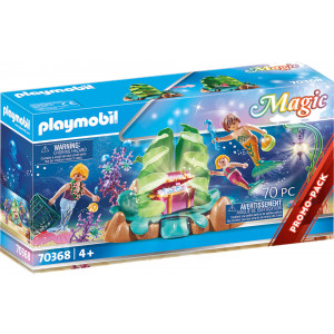 Playmobil Γοργόνες Στην Υποβρύχια Σάλα Τους (70368)