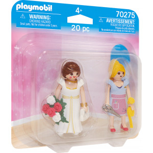 Playmobil Νύφη & Μοδίστρα (70275)