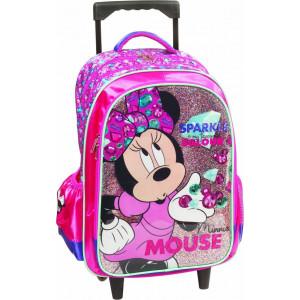 Τσάντα Δημοτικού Τρόλεϊ Minnie (340-55074)