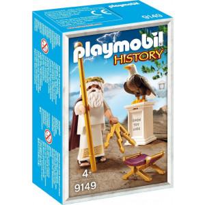 Playmobil Θεός Δίας 9149 narlis