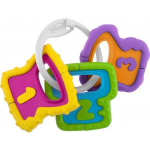 Chicco Χρωματιστά Κλειδιά (05953-00)