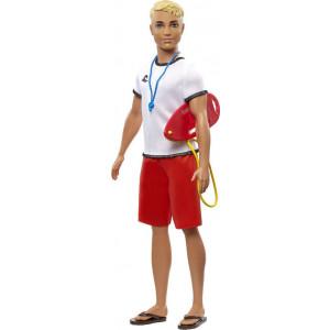 Barbie Ken Ναυαγοσώστης (FXP04)