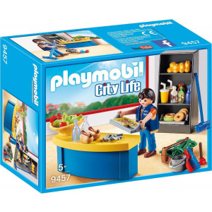 Playmobil Κυλικείο Σχολείου 9457 #787.342.237, narlis.gr