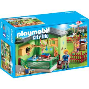 Playmobil City Life Ξενώνας για Γατάκια 9276 #787.342.116, narlis.gr