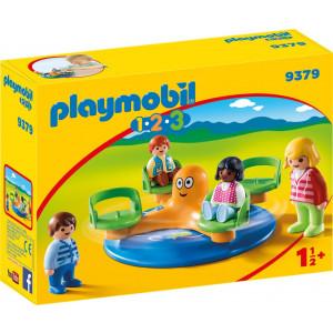 Playmobil Παιδικό Καρουζέλ 9379 #787.342.087, narlis.gr