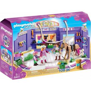 Playmobil, Κατάστημα Είδη Ιππασίας, 9401, παιχνίδι, αγόρι, κορίτσι, narlis.gr