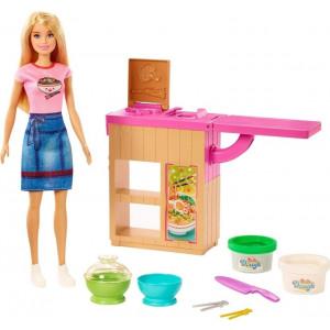 Barbie Μακαρονοεργαστήριο Με Λαμπάδα (GHK43)