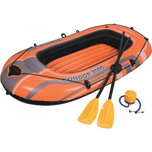 Bestway Φουσκωτή Βάρκα Kondor 2000 165x107cm (15606)