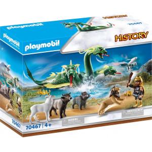 Playmobil Οι Άθλοι Του Ηρακλή (70467) Α