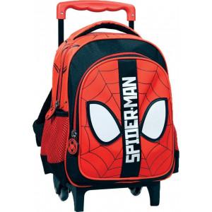 Τσάντα Νηπίου Τρόλεϊ Spiderman (337-75072)