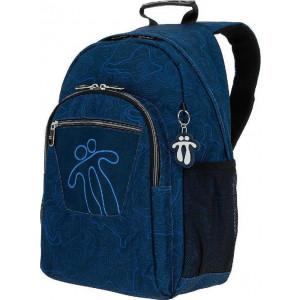 Τσάντα Εφηβική Totto Morral Acuarela 6LK (581619)